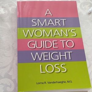 Other - 4 Books 4 $20 A Smart Womans Guide to Weight Loss